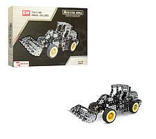 Конструктор SW-03 ( SW-032 металл, стройтехника, от 589дет, в кор-ке, 36,5-23,5-4см)