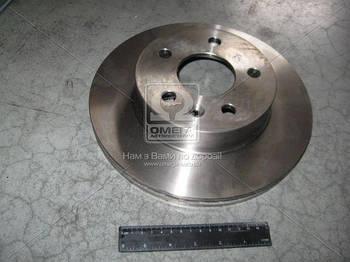 Диск тормозной MB VITO передн. вент. (пр-во ABS) (арт. 16887)