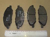 Колодка тормозная NISSAN TIIDA 1.5-1.8 07- передн. (пр-во REMSA) (арт. 1293.02)