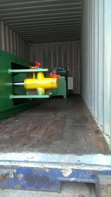 Наша компания контролирует каждый этап транспортировки оборудования.