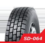 Грузовая шина 295/80 R22,5 SD-064 Satoya ведущая
