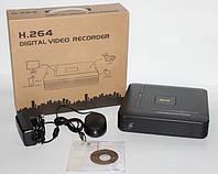 Цифровой видеорегисторатор для IP камер 8 каналов