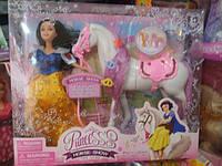 Кукла с музыкальной лошадью GD084 - 155086