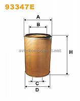 Фильтр воздушный RENAULT (TRUCK) 93347E/AM401/2 (пр-во WIX-Filtron UA) (арт. 93347E)