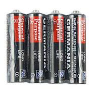 Батарейка пальчиковая Germania R06 (AA)