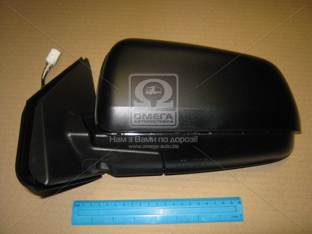 Зеркало левое электрическое Mitsubishi LANCER X (пр-во TEMPEST) (арт. 360359401)