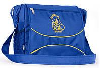 Сумка для коляски Baby Breeze 0350 патриотическая - 156099