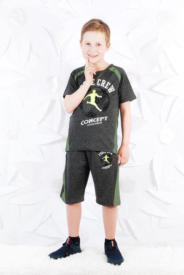 Летние спортивные костюмы двоечки для мальчиков,Размеры 116-134 см,Фирма S&D.Венгрия