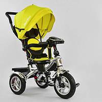 Трехколесный велосипед Best Trike 5890 - 7019 с надувными колесами - 153730