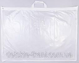 Упаковка для подушек, детских одеял, бортиков 70*50 см, цвет белый