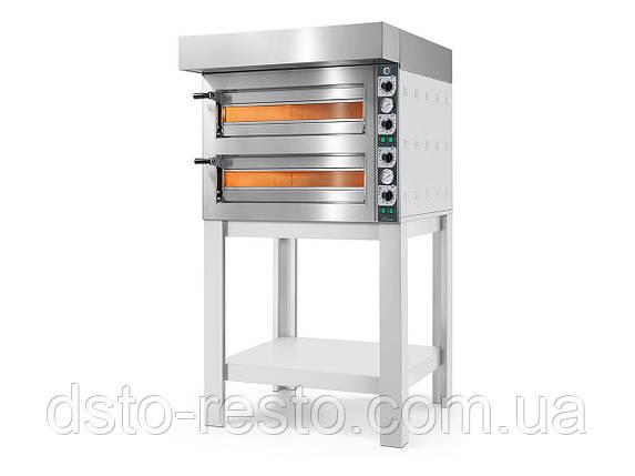 Печь для пиццы CUPPONE TZ430/2M , фото 2