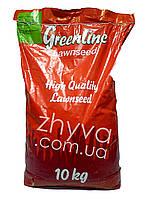 Газонная трава теневая Greenline (Германия)10кг / Газонна трава тыневитривала 10 кг, фото 1