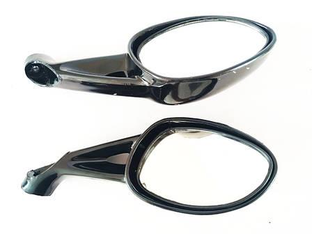 Зеркала FERRARI черные, без метизов, фото 2