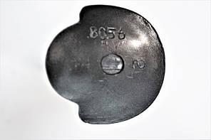 Каблук женский пластиковый 8056 р.1-3  h-7,6-8,3 см., фото 3