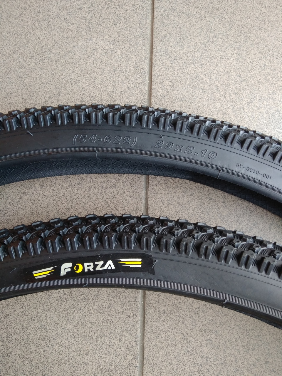 Покрышка велосипедная FORZA 29*2.10