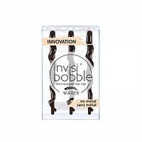 Заколка-невидимка для волос Invisibobble WAVER. Оригинал. В коричневом и прозрачном цвете. Цена указана за шту, фото 1