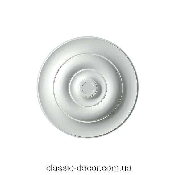 Розетка потолочная, полиуретановая Classic Home  HP-22080,лепной декор из полиуретана.