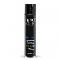 Nirvel. Hair Fixing. Лак – спрей для мужских укладок, матовый, 300 мл.