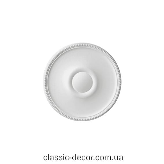 Розетка потолочная, полиуретановая Classic Home  HP-22050,лепной декор из полиуретана.