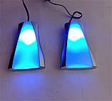 Неоновая подсветка в салон автомобиля, багажник (пара), фото 4