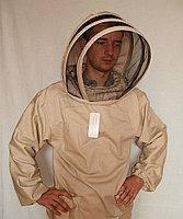 Комбинезон пчеловода 100 % хлопок, сетка европейского образца.Комбінезон пасічника.н