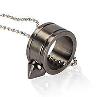 Кольцо с шипом «Стеклобой»! Тактический перстень для самозащиты!
