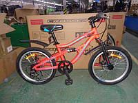 Велосипед 20 Cross Legion12