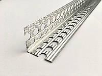 Куточок алюмінієвий перфорований BIG MAX 30*30мм товщ. 0.4, 3м, фото 1