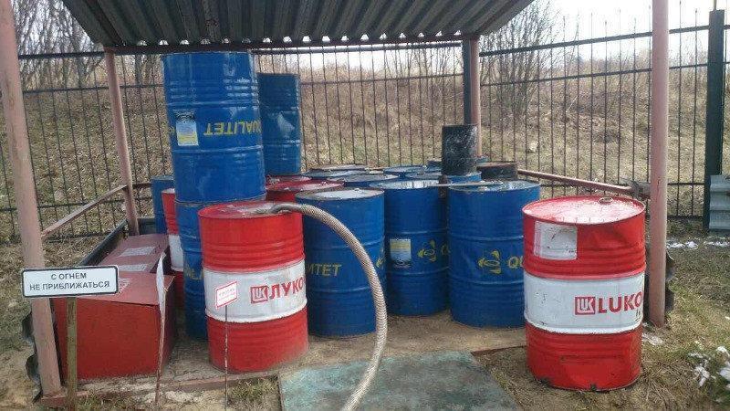 Отработка масла Киев .Сбор отработки. Куплю отработанное масло