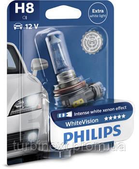 Автолампа галогенная 35W PHILIPS PS 12360WHVB1