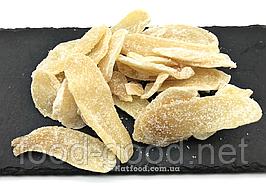 Имбирь листиком с сахаром, 1кг