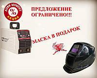 АКЦИЯ!!! Сварочный инвертор Луч-профи MMA-300S + Маска Луч-профи - 700