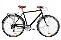 """Велосипед Dorozhnik Amber 28"""" 2019 (OPS-D-28-120) черный"""