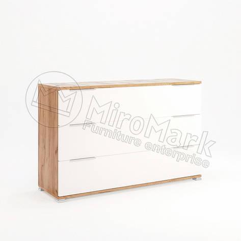 Комод Асти 3 ящ. МироМарк, фото 2