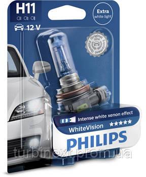 Автолампа галогенная 55W PHILIPS PS 12362WHVB1
