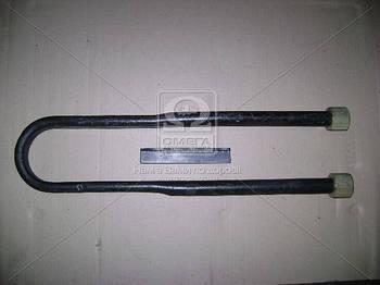 Стремянка рессоры задней МАЗ М27х2,0 L=530 с гайкой (пр-во Самборский ДЭМЗ) (арт. 509-2912400)