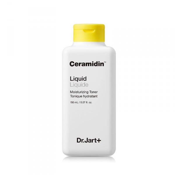 Увлажняющий тонер с керамидами Dr.Jart Ceramidin Liquid Toner – 150 мл