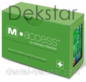 K-FILE M-Access 6 шт. 25 мм
