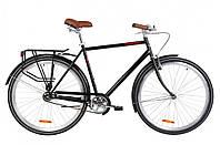"""Велосипед Dorozhnik Comfort Male 28"""" 2019 (OPS-D-28-133) черный"""