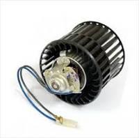 Электродвигатель отопителя (мотор печки) Газель с крыльчаткой новый образец,ВАЗ 2108 12В; 90Вт (пр-во Россия)