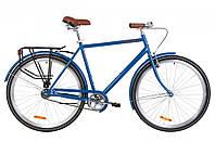 """Велосипед Dorozhnik Comfort Male 28"""" 2019 (OPS-D-28-131) синий"""