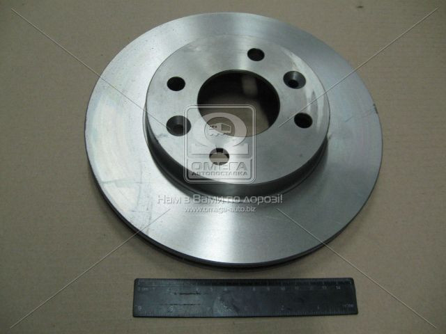 Диск тормозной РЕНО 5/19/21/КЛИО/MEGANE передн. вент. (пр-во ABS) (арт. 15117)
