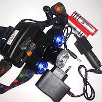 Светодиодный налобный фонарь Police wd325