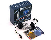 X3 Lumileds LED H7 автомобильные лампы X3 Headlight Car Lamp 6000lm 6500K 50W