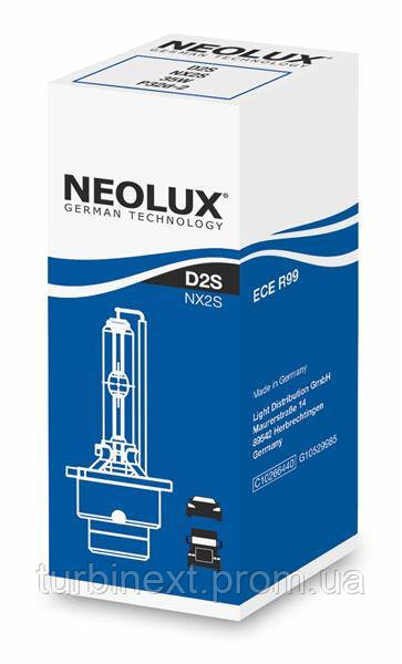 Автолампи ксенон NEOLUX NE NX2S-D2SC1