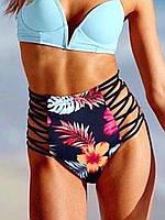 Victoria's Secret PINK Плавки с Высокой Талией Виктория Сикрет