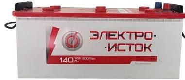 Автомобильный аккумулятор Электроисток 6СТ-140