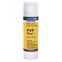 Клей-карандаш Economix основа PVP, 36 г