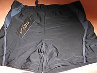 Плавки-боксеры для купания мужские FUBA.VI черные с серым на шнуровке р.52