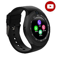 Смарт-часы Smart Watch Y1S Black Original, Черный
